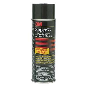 3M Adhesive Spray - 16.5Oz