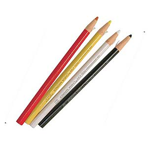 Black Grease Pencil Each