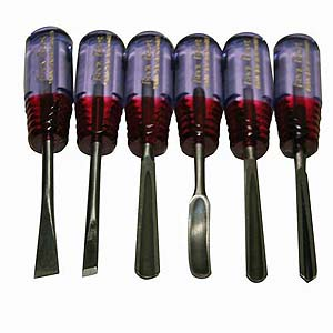 Base Repair Chisel-6 Piece