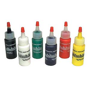 Epoxy Pigment 6-Color Set