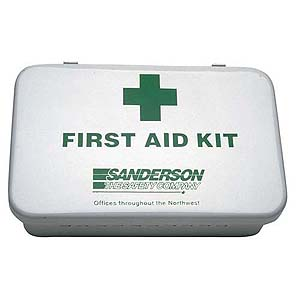 First Aid Kit - 10 Person
