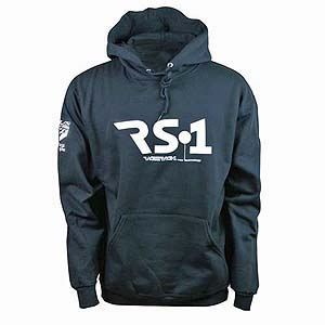 Rs1Hoody Black/Xl