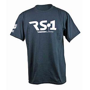 Rs1 T-Shirt Blk/Small