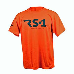 Rs1 T Shirt Ornge Medium