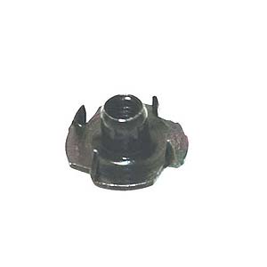 4 Prong 5Mm T Nut 50 Pk.