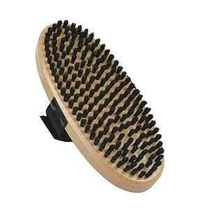 Oval 9Mm Horsehair Brush