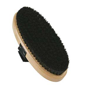 Oval Horsehair Brush 18Mm