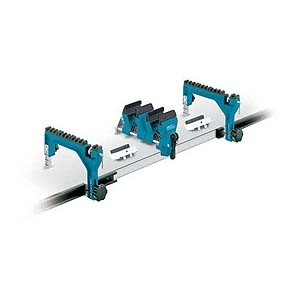 Skiman Double Mountng Vise-