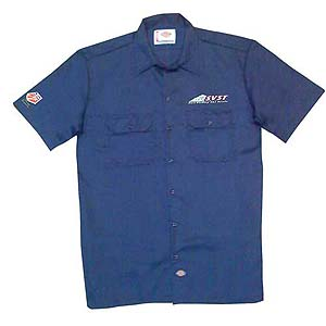 Svst Logo Dickies Shirt Large