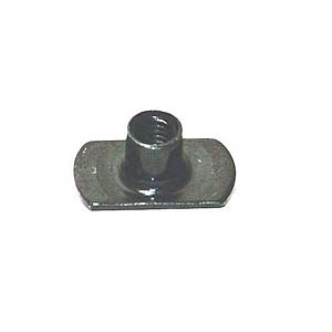2 Flat Sides T-Nut 5Mm50Pk-